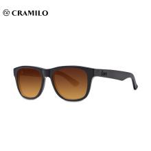 EE. UU. Marca por encargo uv400 vintage pulido etiqueta privada hombres acetato gafas de sol