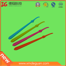 Disposable Reusable Dental Floss Plastic Stick