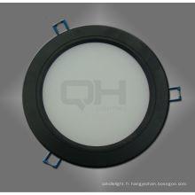 Blanc / chaud blanc LED encastrables 12W pour logement de haute qualité