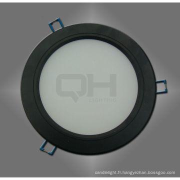 Downlight LED blanc / chaud 12W blanc pour longue durée de vie du logement