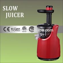 Exclusivo de plástico de la vivienda Tritan Auger Juicer lento