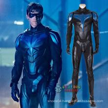 Titans Dick Grayson Nightwing Cosplay Costume