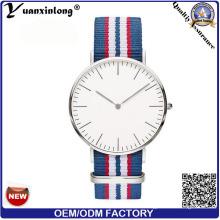 Yxl-603 Simple Classic Dial Zinc Alloy Watch Mens Custom Quartz Watch Wrist Watch