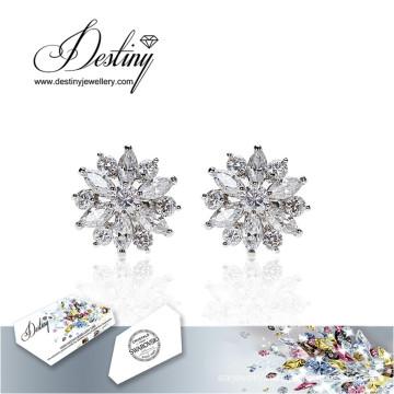 Destiny Jewellery Crystals From Swarovski Earrings Crystal Earrings