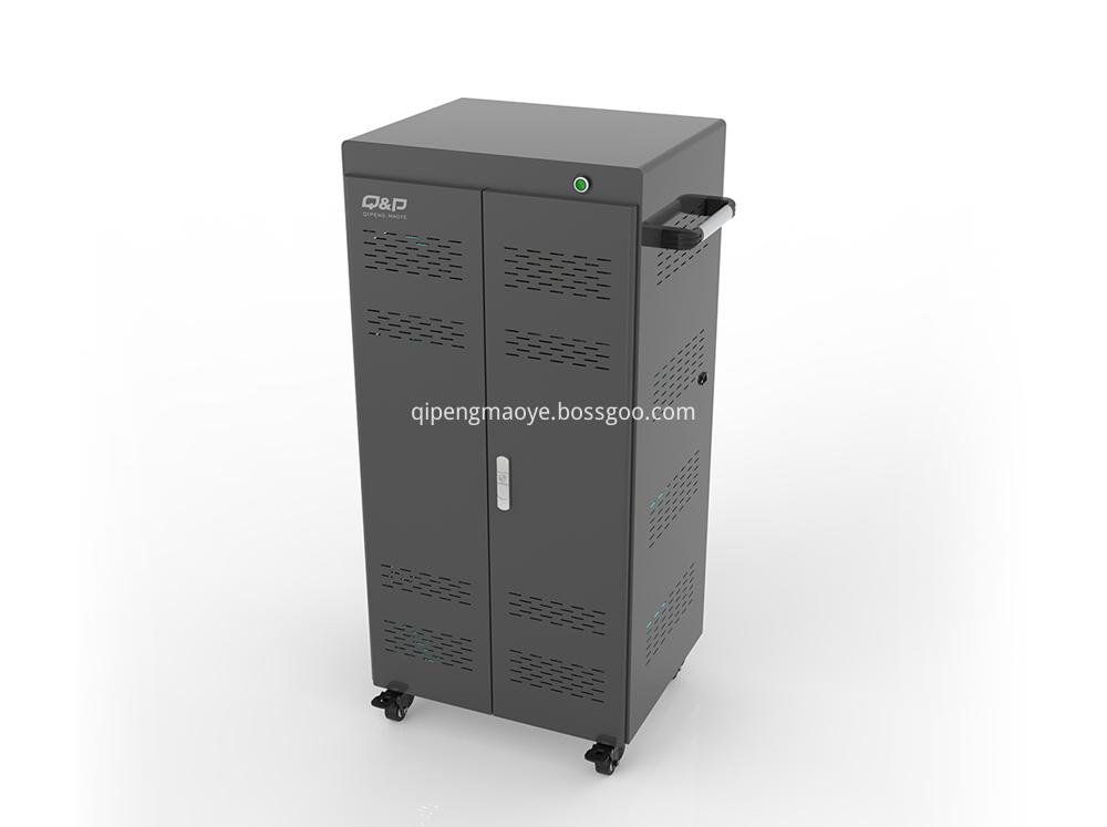 Universal mobile pdu port charging carts