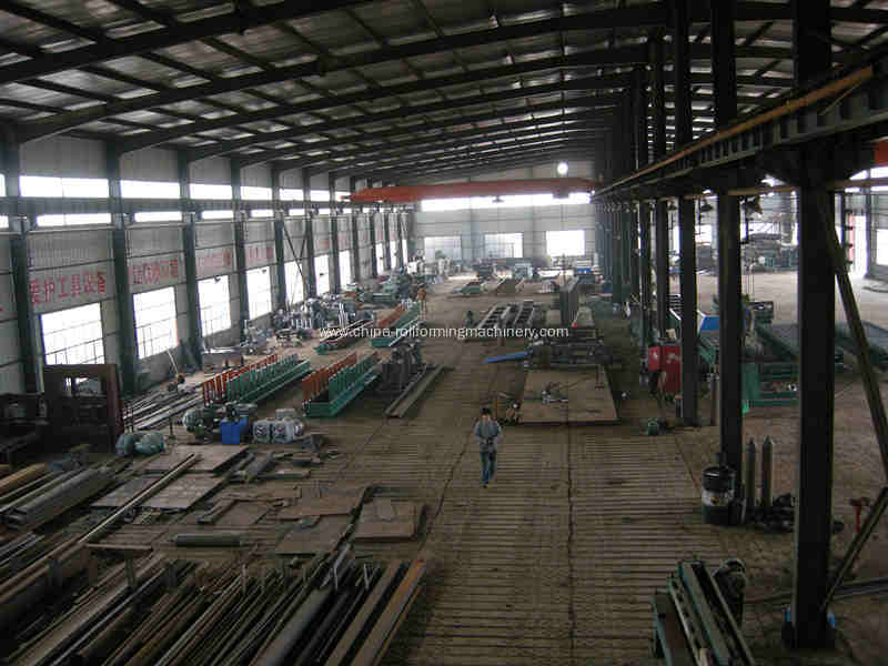 Cold Roll Formed Steel Profile