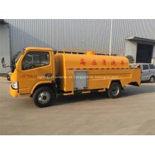 Carro de limpeza Dongfeng 4 * 2 cerca