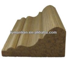 molduras de corona de teca / molduras de techo de teca