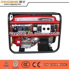 5kw Diesel Generator Set Air Cooled open frame