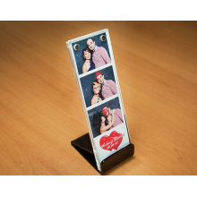 Vertical Desktop Acrylic Picture Photo Frame