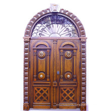 Newly Design High Quality Maranti Wooden Door