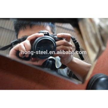 304 304 L Edelstahl Blatt Mirror finish mit Laster PVC-Folie