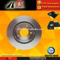 Disco de freio de alto desempenho para GeneralMotors 55015 15622781 15679711Ferramenta de fabricação de freio de freio de rotor de freio ventilado