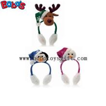 Art und Weiseentwurfs-Plüsch-Tierweihnachtsohr-Muffe ist Weihnachten verzieren