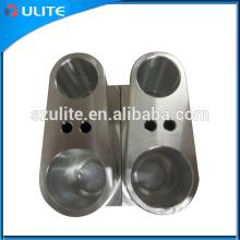 Usinagem de aço inoxidável de alta qualidade Serviço de torneamento Peças de fresagem CNC