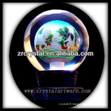 nice k9 crystal ball K001