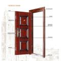 Steel Security Door From China Export Best Price Iron Door