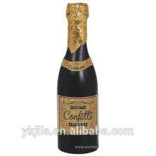 Champagner Confetti Popper Papier Konfetti
