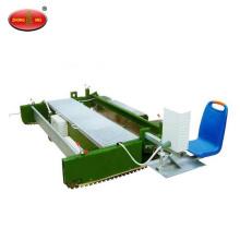 Máquina caliente de la pavimentadora de la venta para la pista corriente