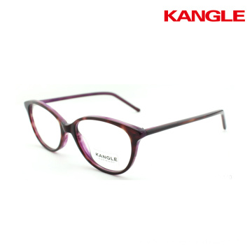 2017 Classical Women's Shape Hot Selling Acetate Eyewear Glasses Eyeglasses Optical Frames