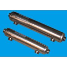 Intercambiador de calor de piscina de titanio de alta calidad