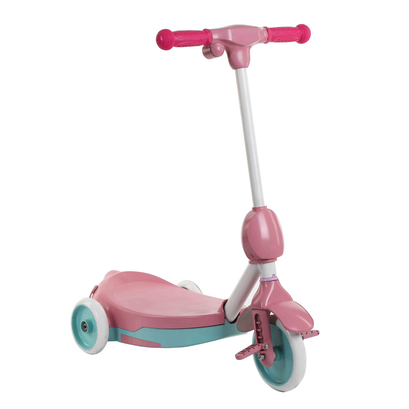 electric three wheels kids scooter
