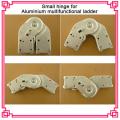 Aluminum ladder hinge locking ladder parts locking hinge