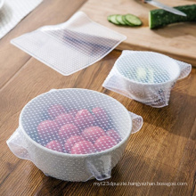 BPA free food grade silicone cling film