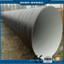 Gr. B X42 Tubo de aço SSAW laminado a quente para material de construção