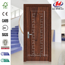 Ebony Plastic Composite Interior Door