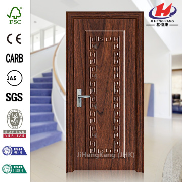 PVC Frosted Plastic Interior Fence Sliding Door