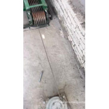 Poultry Farm Automatic Manure Cleaning System Dung Cleaning Machine