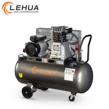 3hp 100l new aluminium pump piston air compressor with oil water separator