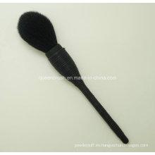 Belleza Maquillaje Accesorio Maquillaje Rattan Mango Cepillo Kabuki