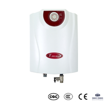 Calentador de agua caliente eléctrico del punto de uso del tanque mini de la venta caliente