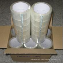 Fournisseur d'or en Chine pour la bande d'emballage de cachetage de bande de Tapebopp