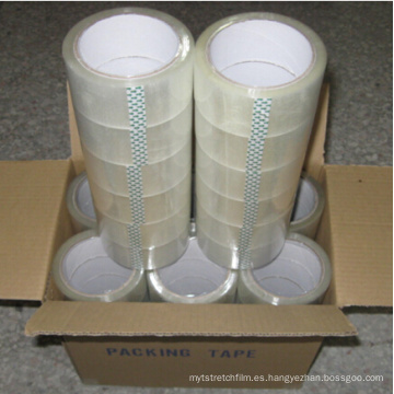 Proveedor de oro en China para Carton Sealing Tapebopp Cinta de embalaje