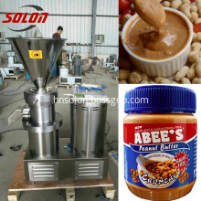 High Performance Almond Superfine Peanut Butter Machine