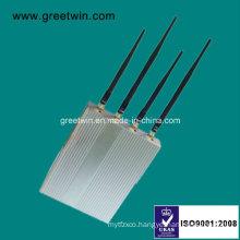 WLAN 5.8g Mobile Phone Signal Jammer (GW-JBW)
