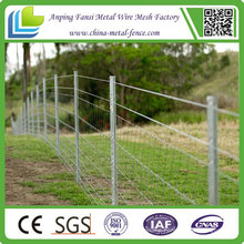 China Supplier Galvanized Pig Fence for Sale