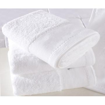 grossista bordado Spa banheiro 100% algodão toalha de terry