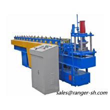 Manufacturer roof sheet automatic rolling door roller shutter making machine production line in China