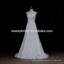 oem quality floor-length mermaid bridal dress