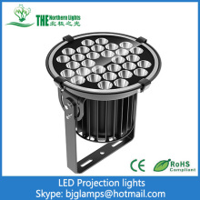 IP65 100w Outdoor Building LED Projection Lighting