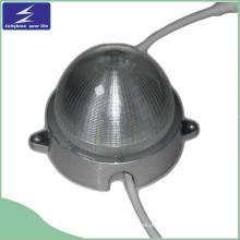 Fonte de alumínio fonte lanterna LED exterior decorativo (DC24V / AC220V)