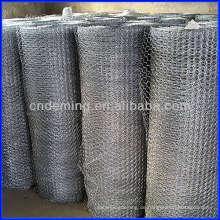 PVC-beschichtetes / verzinktes Sechskant-Drahtgewebe / Sechskant-Drahtnetz