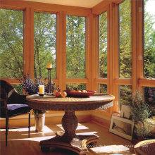 Klassik der Aluminiumtüren und Fenster, Schallschutz- und Thermalprotokoll, Modernes Design
