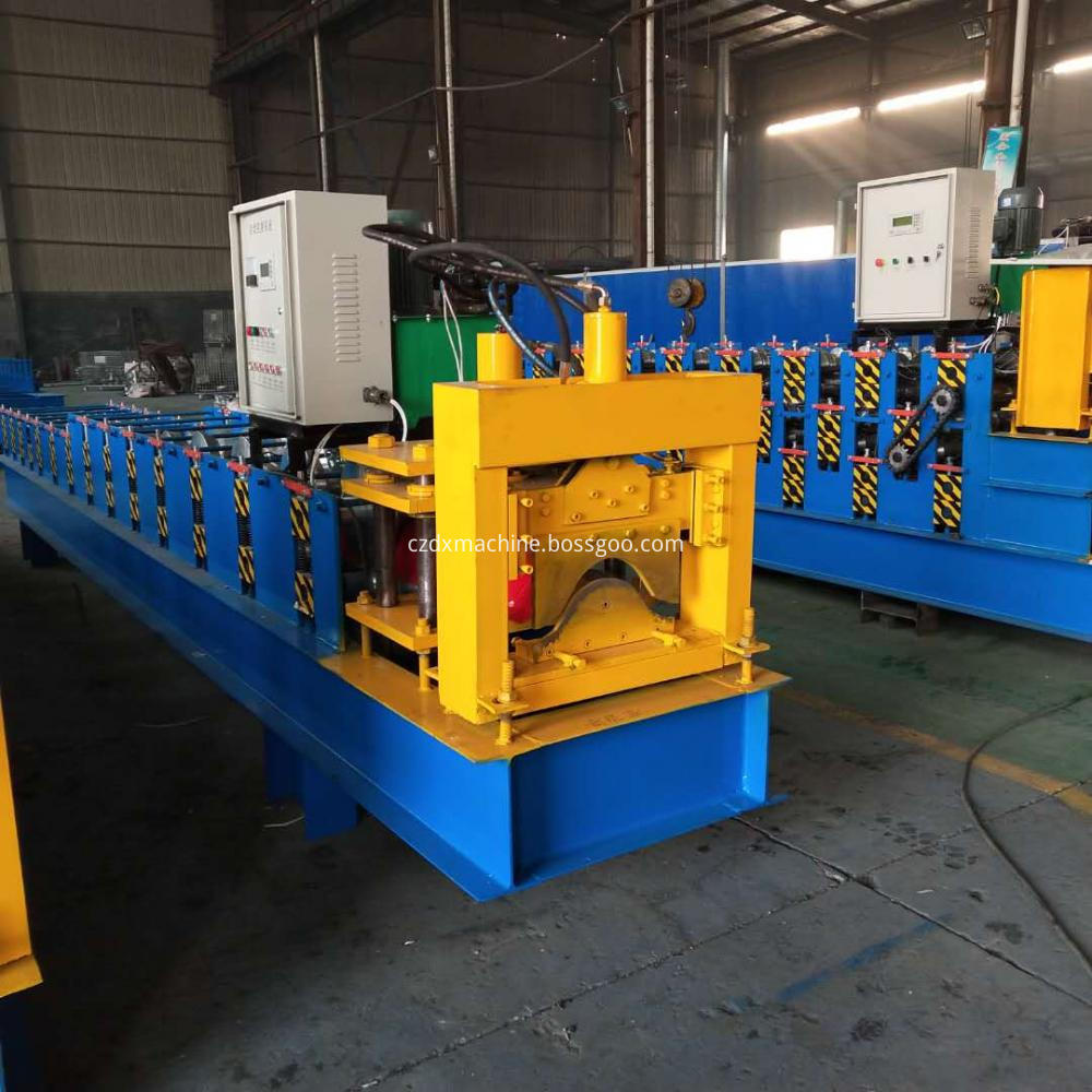 Ridge Cap Machine For Roofing Panel