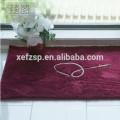 tapis de polyester sur mesure
