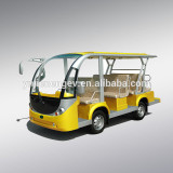 CE approved 11 seater cheap electric mini shuttle bus for sale wholesale and retail JN6118KA